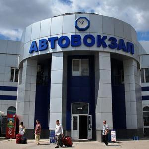 Автовокзалы Башмаково