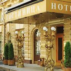 Гостиницы Башмаково