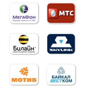 Операторы сотовой связи Башмаково
