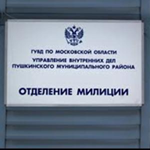 Отделения полиции Башмаково