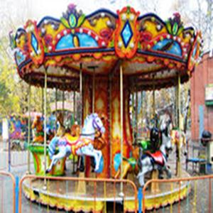 Парки культуры и отдыха Башмаково