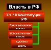 Органы власти в Башмаково