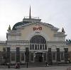 Железнодорожные вокзалы в Башмаково