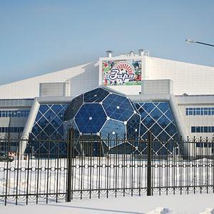 Спортивные комплексы Башмаково